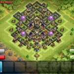 Villages Rush pour HDV de niveau 9 !
